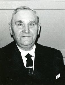 Bagermester O F Hansen